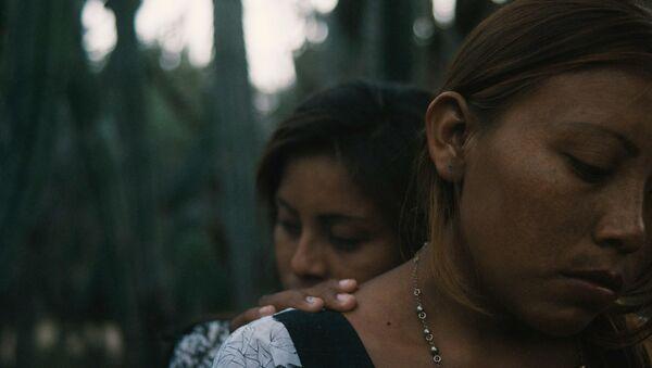 Indígenas wayuu, protagonistas de la película documental colombiana Lapü - Sputnik Mundo