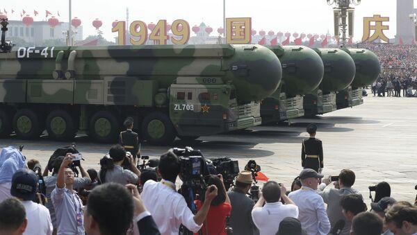 Dong Feng 41 - Sputnik Mundo