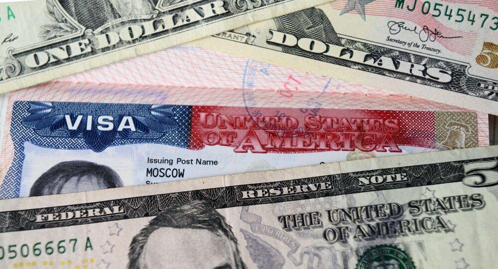 El visado de EEUU (imagen referencial)
