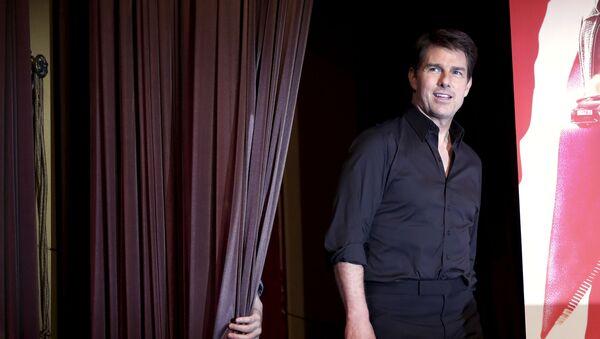 Tom Cruise, actor estadounidense - Sputnik Mundo
