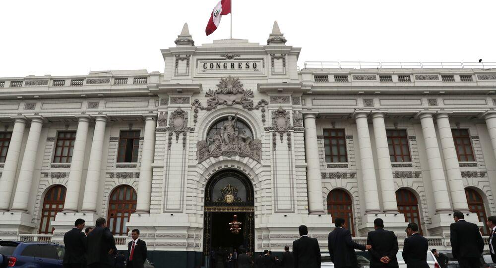 Parlamento de Perú