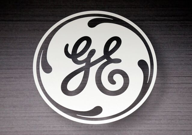 Logo de General Electric