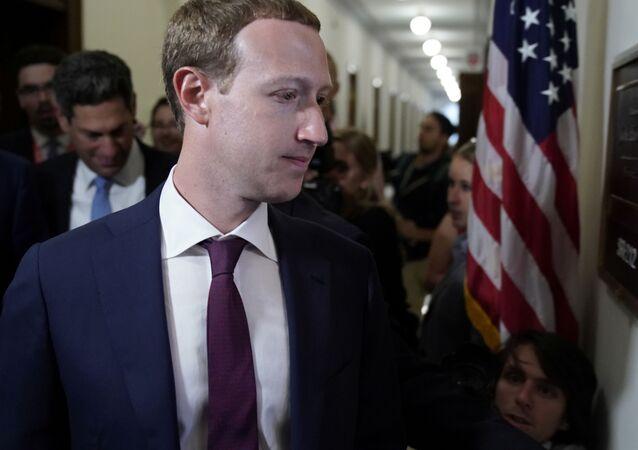 Mark Zuckerberg, el fundador de Facebook