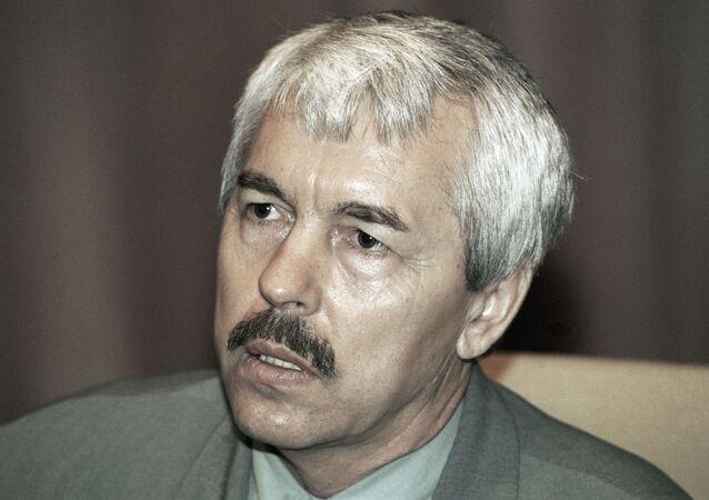 Yuri Meshkov, el primer presidente de Crimea