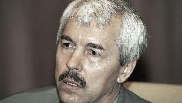 Yuri Meshkov, el primer presidente de Crimea - Sputnik Mundo