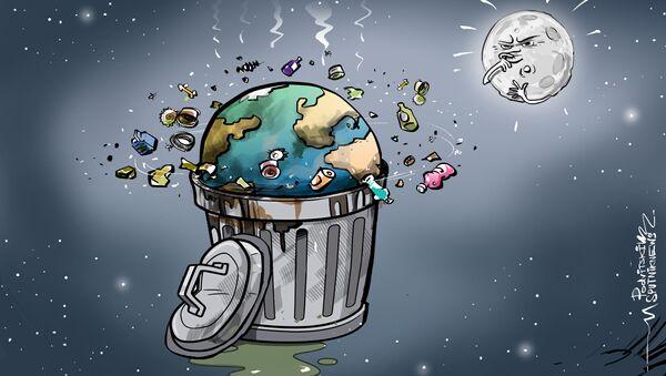 La humanidad sigue muriendo por su propia indolencia  - Sputnik Mundo