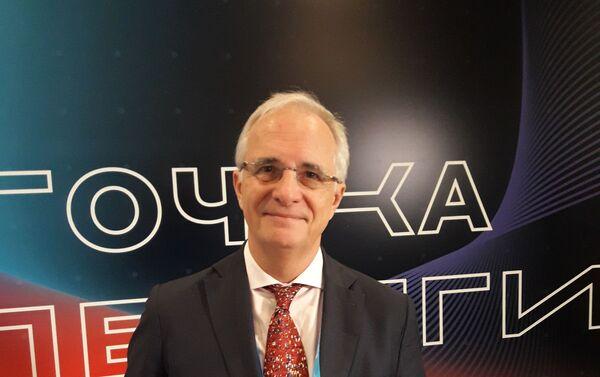 Carlos Delgado Kloos - Sputnik Mundo