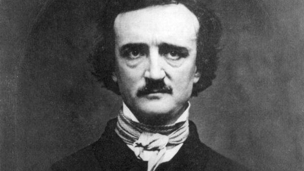 Edgar Allan Poe - Sputnik Mundo