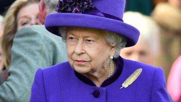 Reina Isabel II - Sputnik Mundo