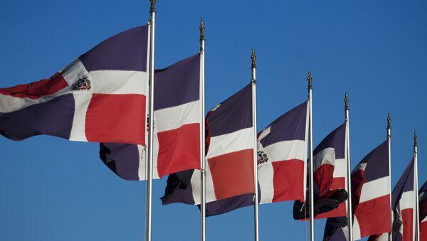 Banderas de República Dominicana - Sputnik Mundo