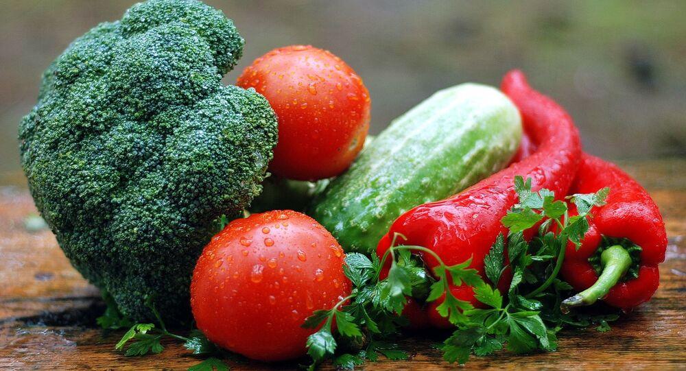 Unas verduras
