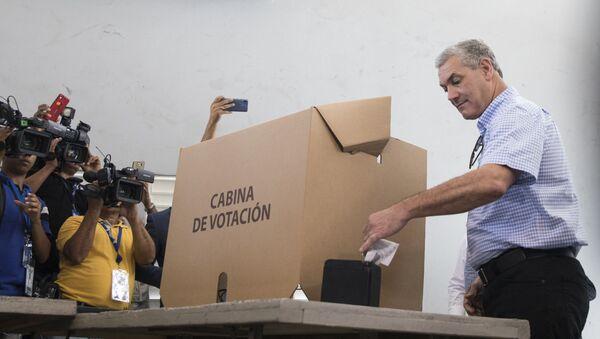 Gonzalo Castillo, exministro dominicano  - Sputnik Mundo