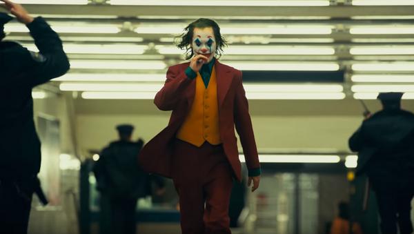 Joker, captura de pantalla - Sputnik Mundo