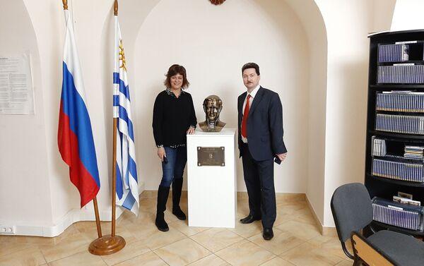 En el Centro Iberpoamericano de la Universidad de San Petersburgo - Sputnik Mundo
