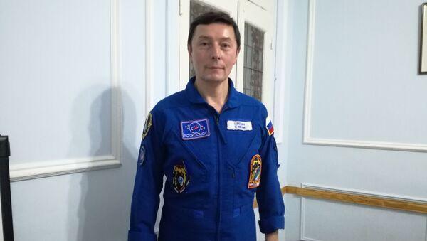 Serguéi Révin, cosmonauta ruso - Sputnik Mundo