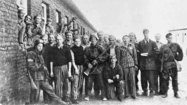 El campo de concentración de Varsovia - Sputnik Mundo