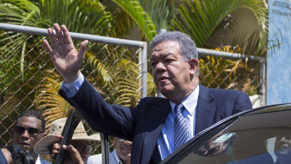 El expresidente de República Dominicana Leonel Fernández - Sputnik Mundo