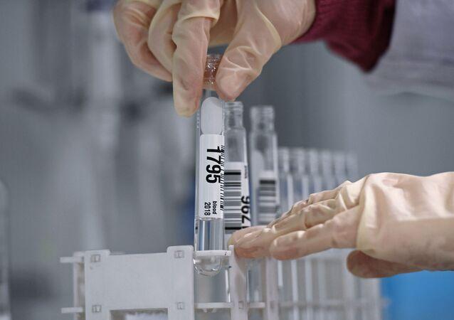 Laboratorio antidopaje en Moscú