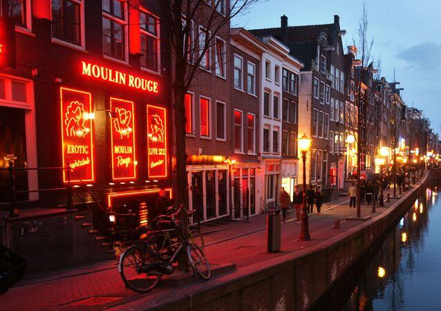 Ámsterdam, la capital de los Países Bajos