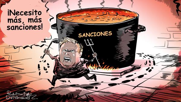 Washington amenaza a Turquía con sanciones infernales - Sputnik Mundo