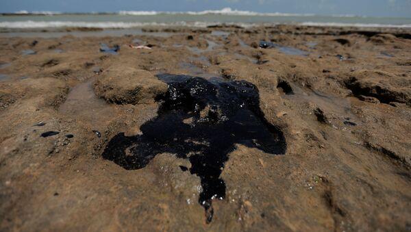 Petróleo en la costa de Brasil - Sputnik Mundo