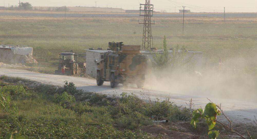 La frontera turco-siria (archivo)