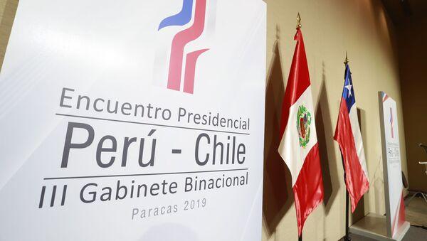III Gabinete Binacional de Ministros entre Perú y Chile - Sputnik Mundo