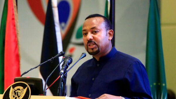 Abiy Ahmed Ali, el primer ministro - Sputnik Mundo