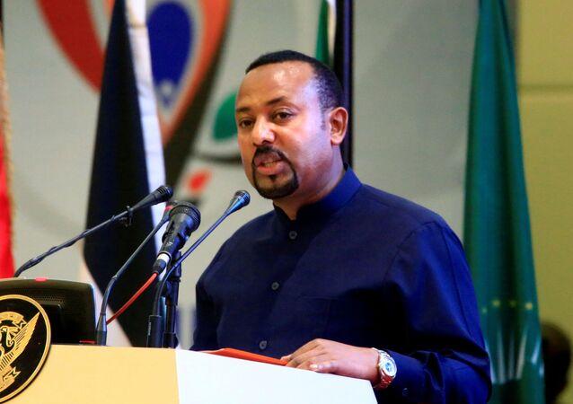 Abiy Ahmed Ali, el primer ministro