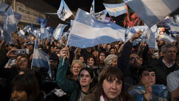 Buenos Aires durante las elecciones primarias en Argentina - Sputnik Mundo