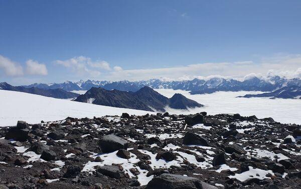 Vistas del Monte Elbrus en Rusia - Sputnik Mundo