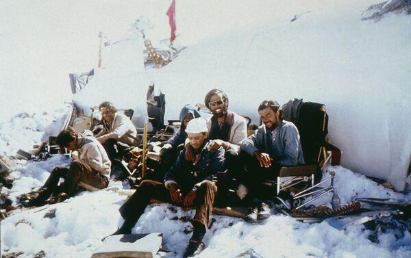 Sobrevivientes de la Tragedia de los Andes - Sputnik Mundo
