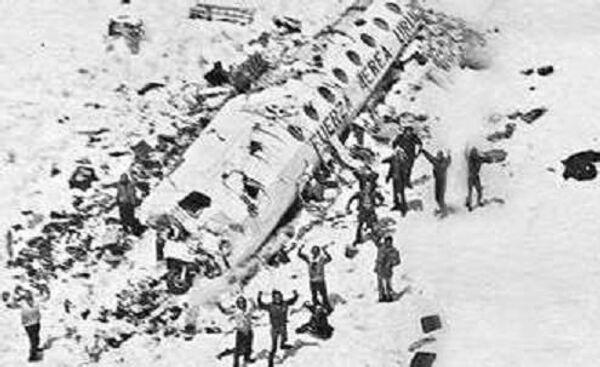 Sobrevivientes de los Andes - Sputnik Mundo