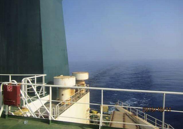 Buque petrolero iraní Sabiti