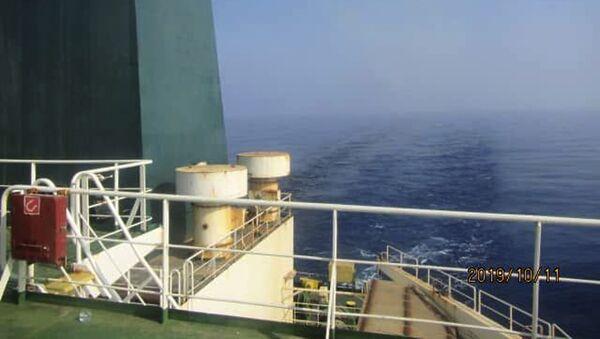 Buque petrolero iraní Sabiti - Sputnik Mundo