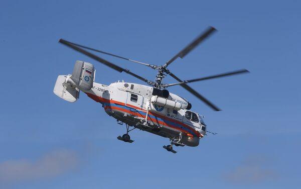 El helicóptero ruso Ka-32 - Sputnik Mundo