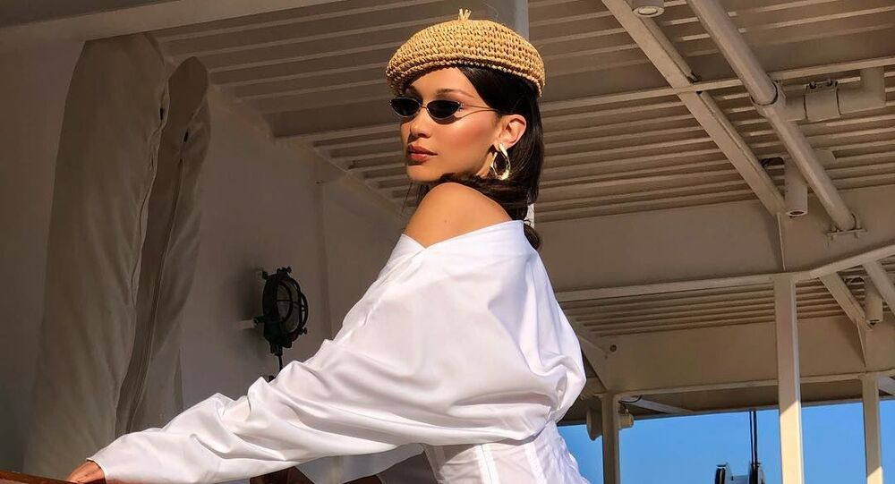 Bella Hadid, supermodelo estadounidense
