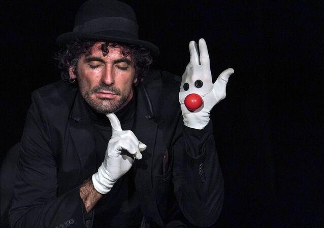José Antonio Puchades, creador del teatro 'Zero en Conducta'
