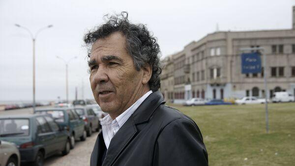 Hernán Rivera Letelier, el novelista chileno  - Sputnik Mundo