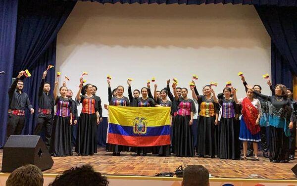 Coro Polifónico UTE - Sputnik Mundo