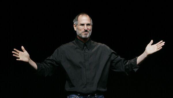 Steve Jobs, cofundador de Apple - Sputnik Mundo