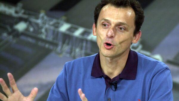 Pedro Duque, astronauta y político español (archivo) - Sputnik Mundo