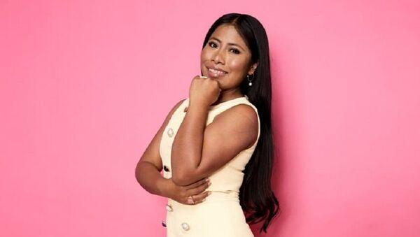 Yalitza Aparicio, actriz mexicana - Sputnik Mundo