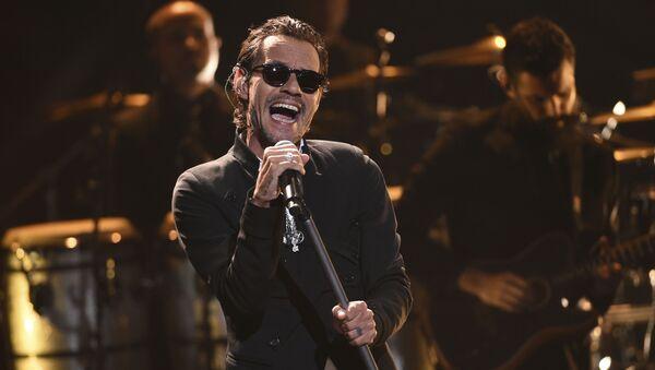 Marc Anthony en los Latin American Music Awards - Sputnik Mundo