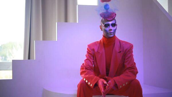 Lorina Rey, una 'drag-queen' rusa - Sputnik Mundo