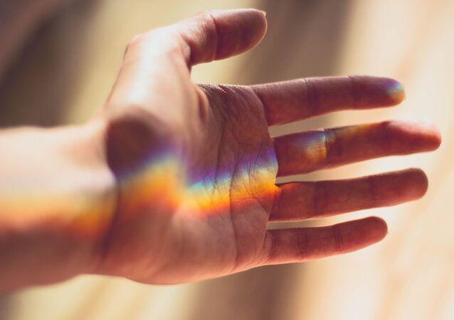 Una mano (imagen referencial)