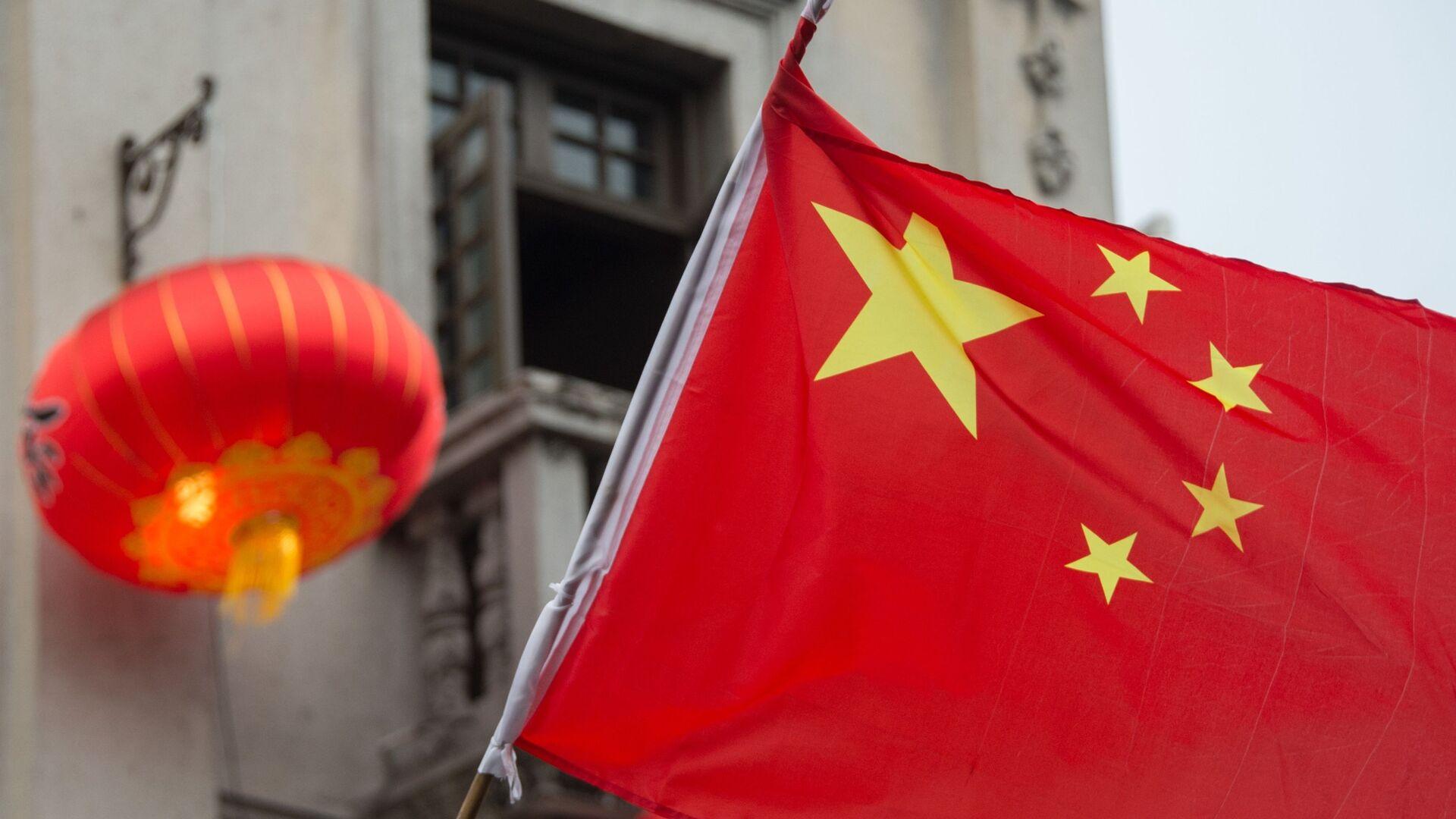 La bandera de China - Sputnik Mundo, 1920, 01.12.2020