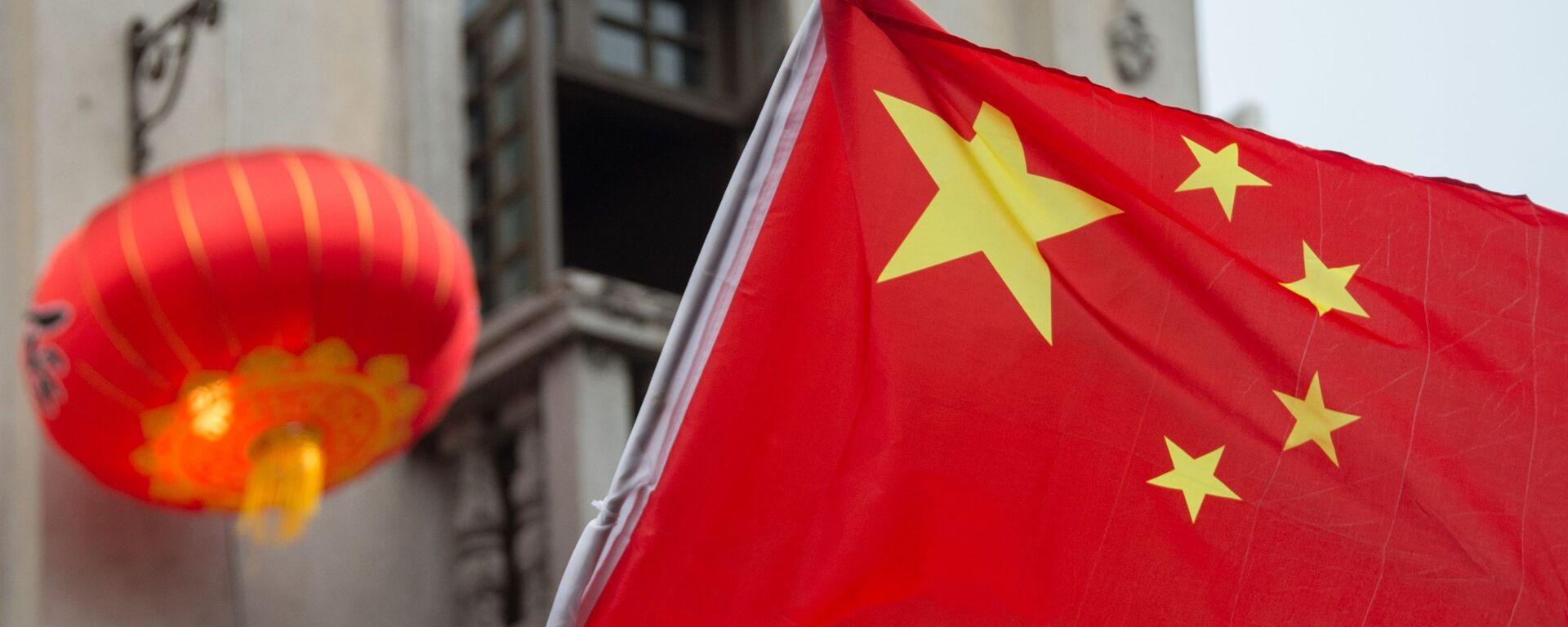 La bandera de China - Sputnik Mundo, 1920, 10.06.2021
