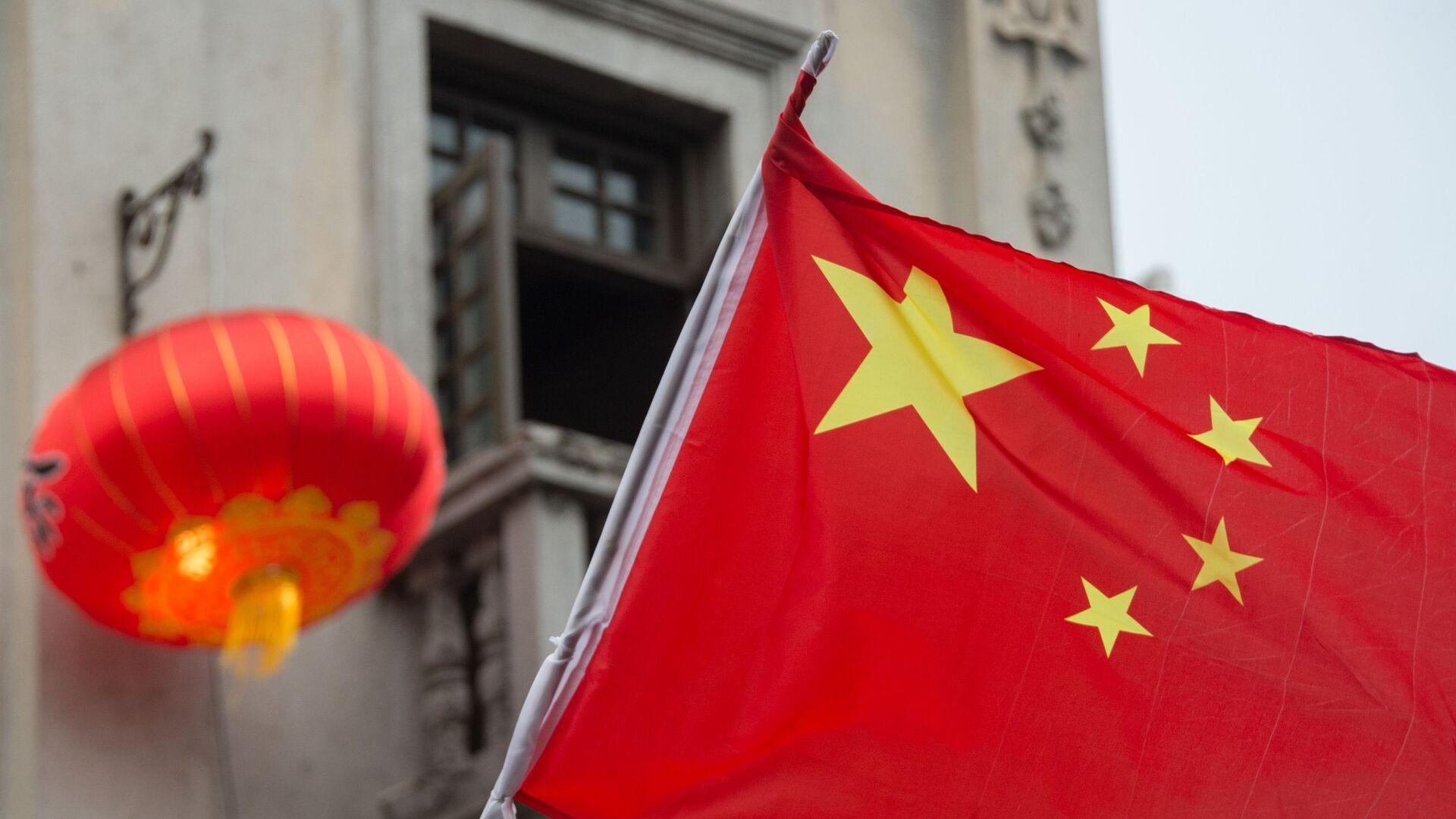 La bandera de China - Sputnik Mundo, 1920, 12.01.2021