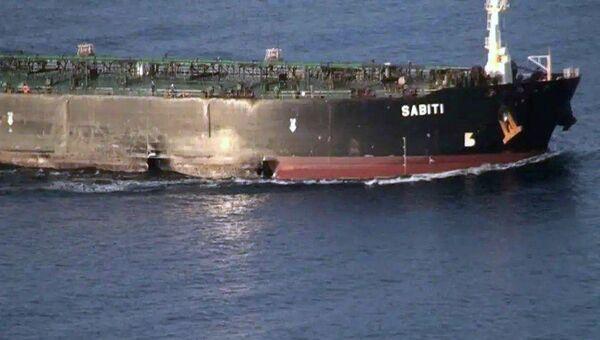 El petrolero iraní Sabiti  - Sputnik Mundo